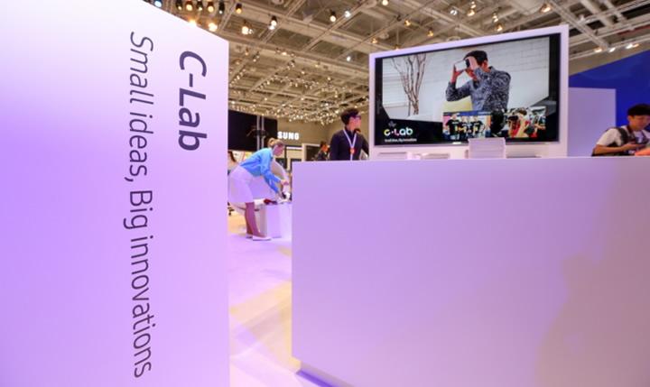 Samsung C-Lab dá a conhecer oito novos projetos  de IA no CES 2019