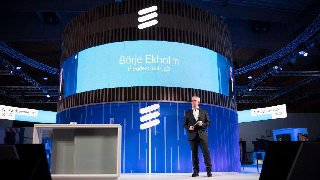 A Ericsson reforça a sua aposta no 5G com os novos anúncios no MWC19