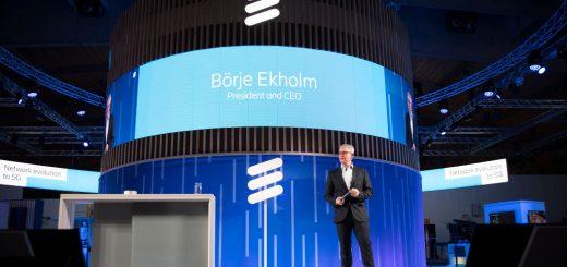Ericsson MWC19 5G