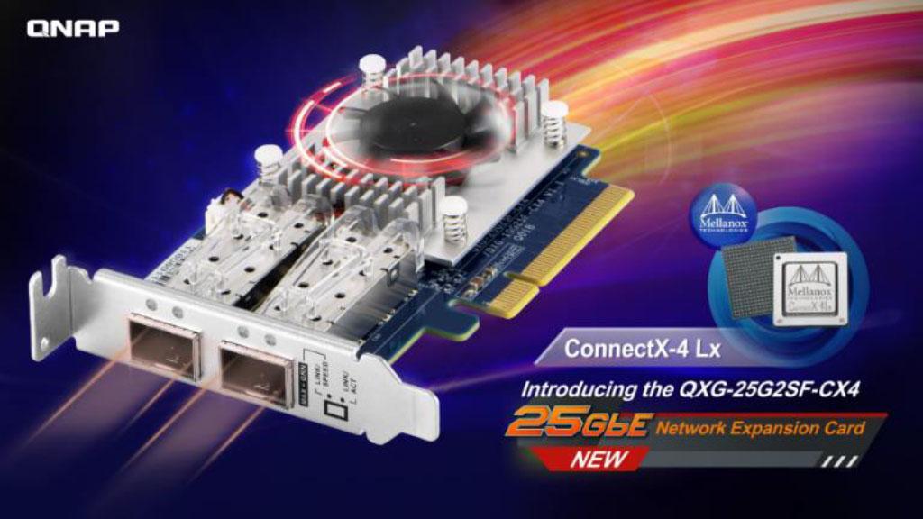 QNAP MWC19