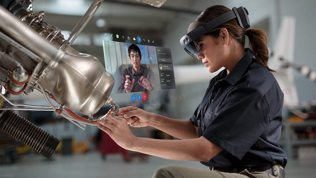 NextBITT integra tecnologia Hololens 2  na sua solução de gestão de ativos