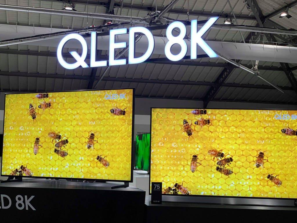 Samsung QLED TV de 2019 8K 12