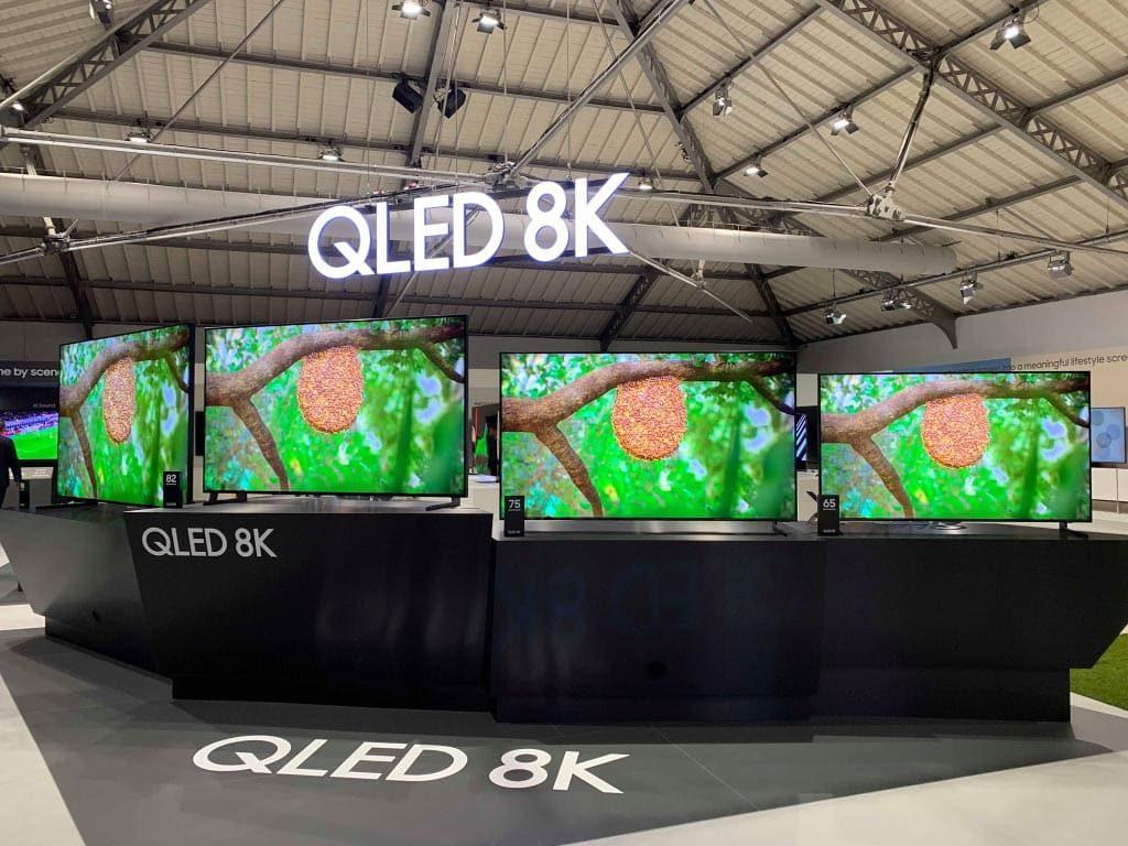 A Samsung apresentou o novo alinhamento de Smart TVs de 2019 no Porto