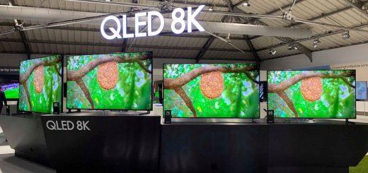 Samsung QLED TV de 2019 8K 13