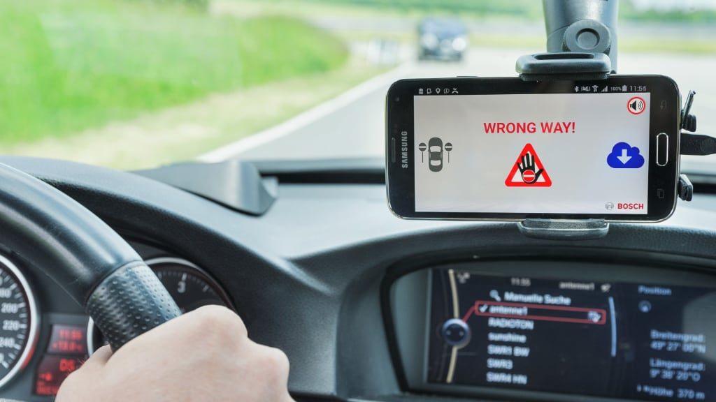 O novo software da Bosch mantém as pessoas longe do perigo