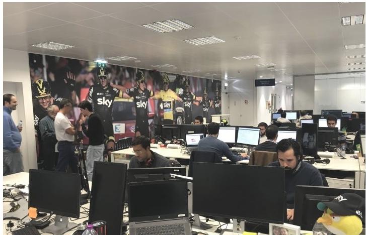 Sky investe no Centro Tecnológico em Portugal e vai chegar aos 250 colaboradores