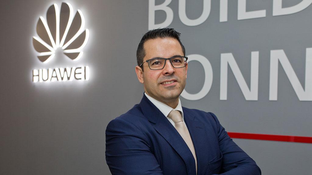 Huawei Bruno Santo