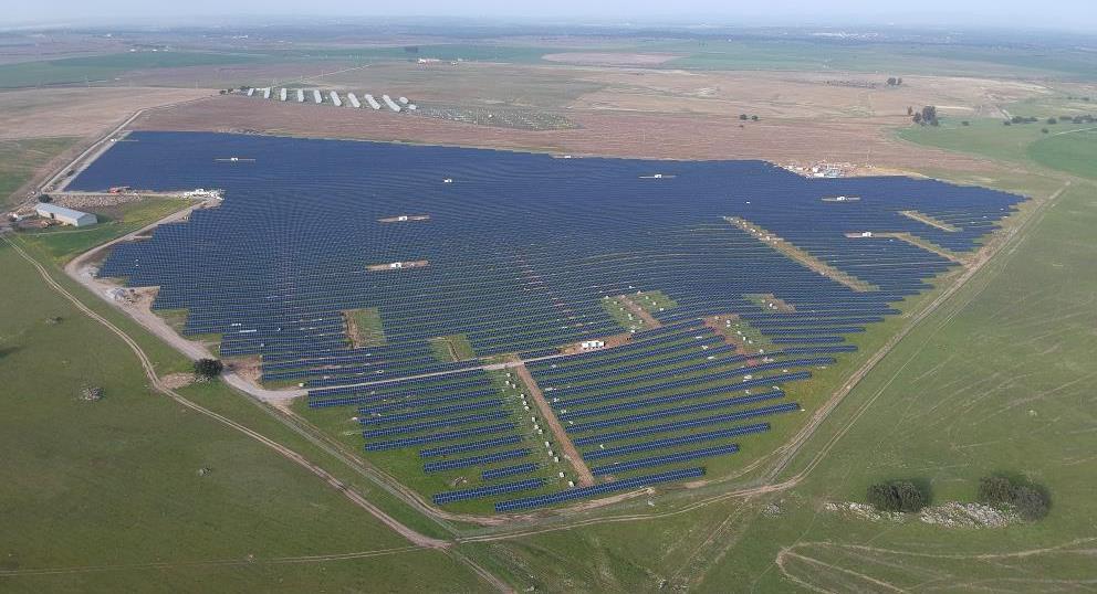 Portugal: Central fotovoltaica de Évora já está em operação