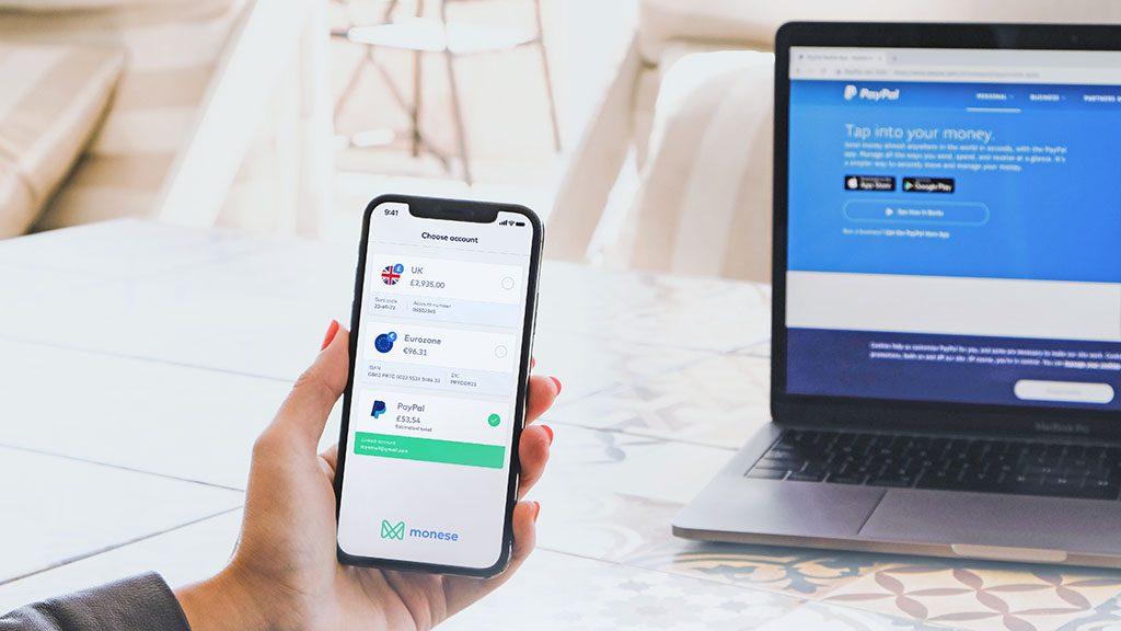 Monese e PayPal criam parceria para expandir a liberdade financeira