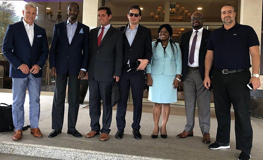 Portugueses ganham concurso para identificação biométrica na Nigéria