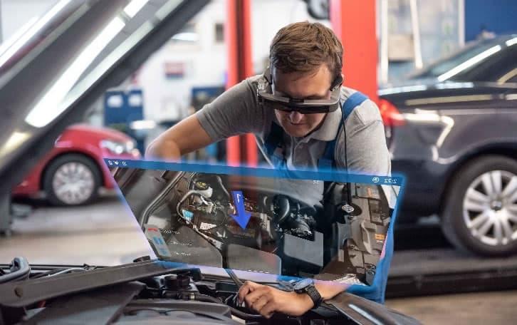 Óculos inteligentes Epson Moverio possibilitam assistência remota com TeamViewer