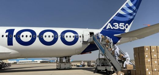 Airbus atacar covid-19