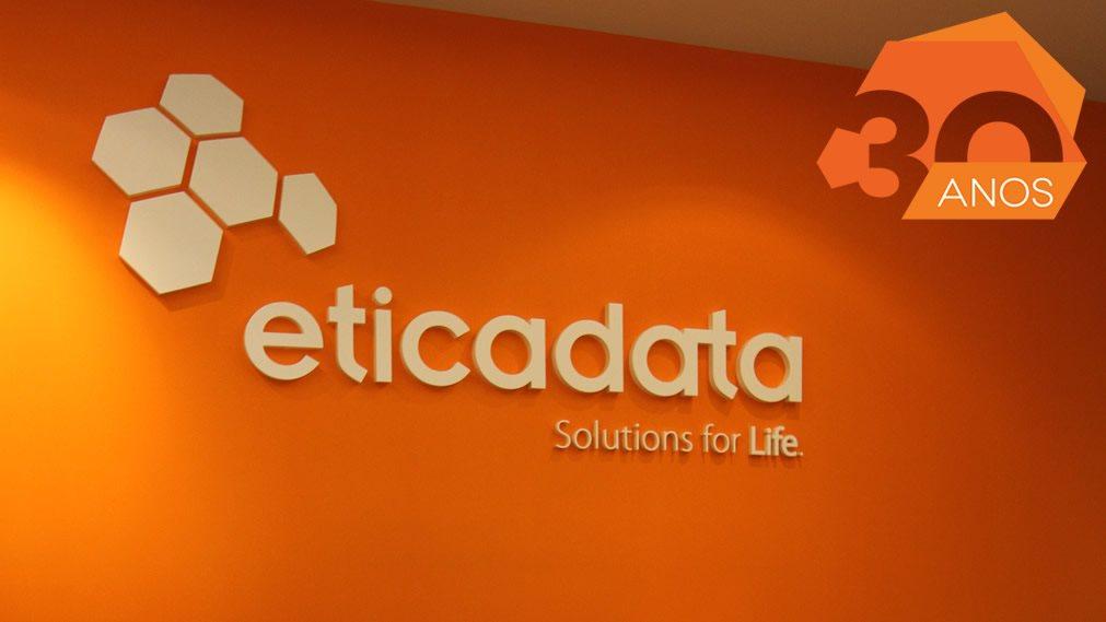 30 anos ETICADATA, na frente do software de gestão empresarial