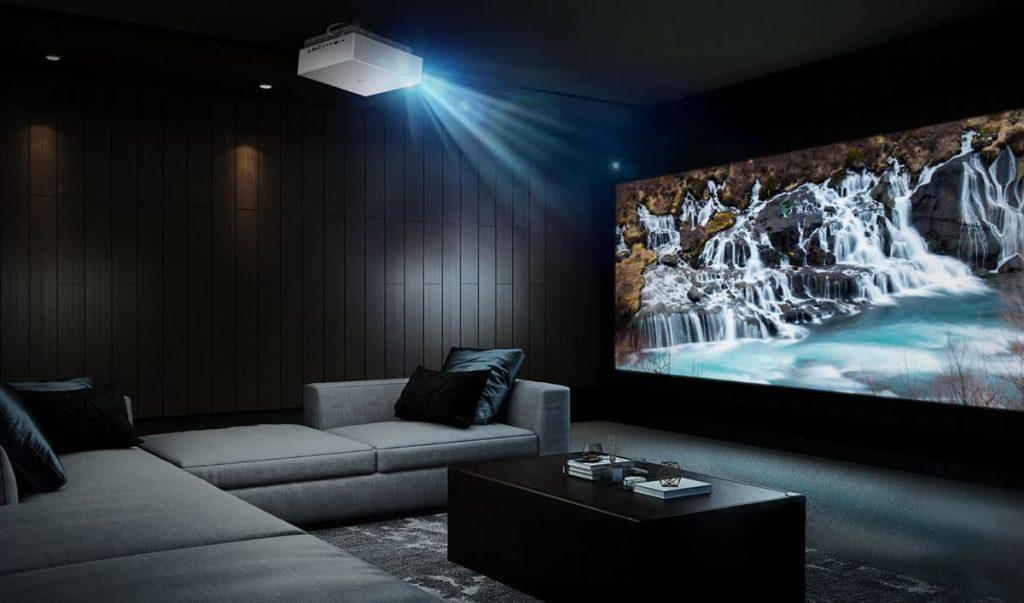 Novo projetor LG CineBeam 4K UHD Laser eleva a experiência cinematográfica