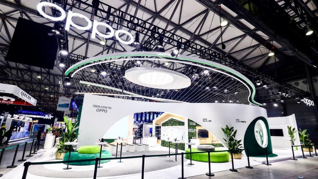 No MWC de Shanghai, a OPPO desvenda o futuro do carregamento rápido
