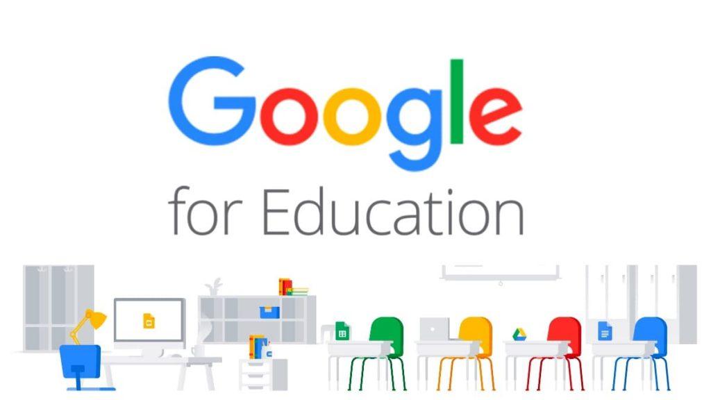 Google reforça aposta na educação