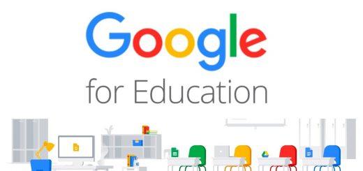 Imagem Google para a educação