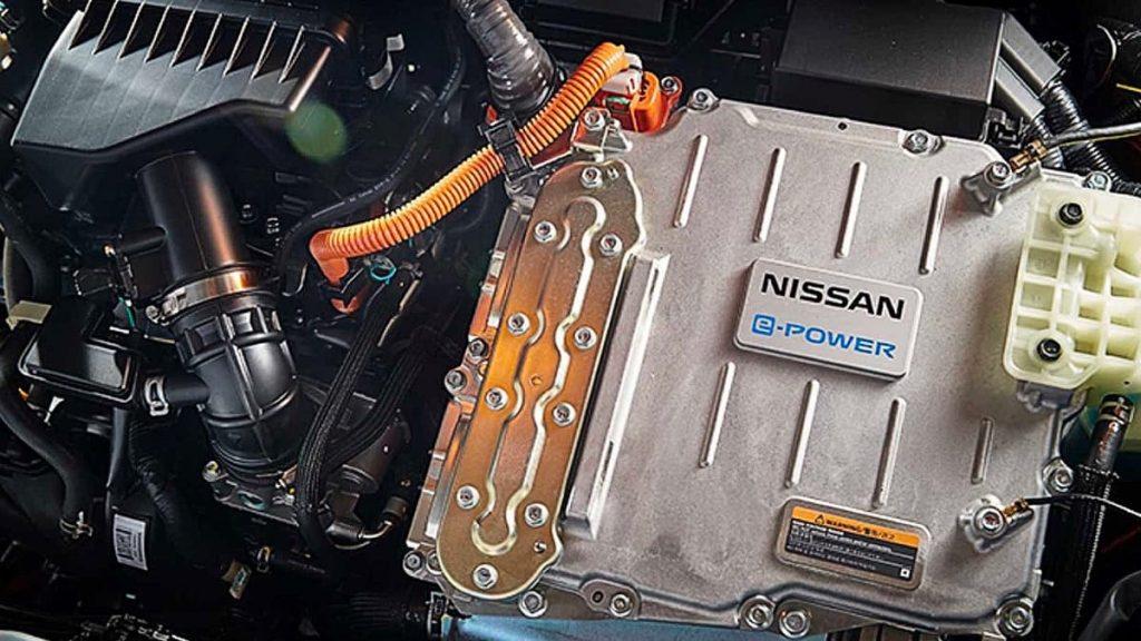 Nissan apresenta o novo sistema E-POWER com eficiência recorde