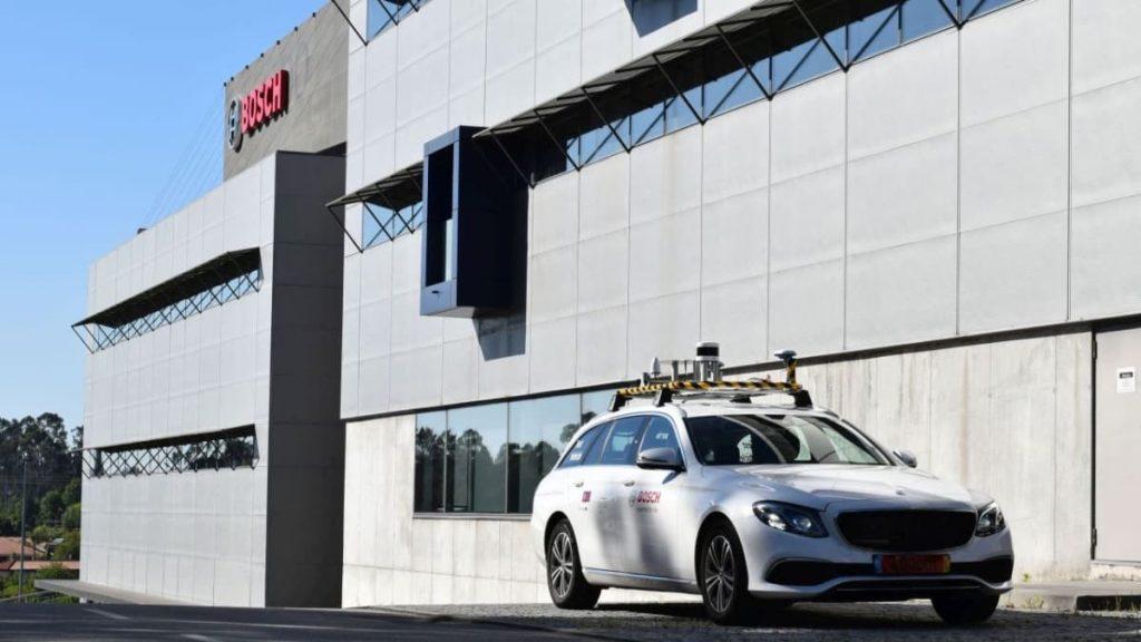Bosch tem 90 vagas em Braga para desenvolvimento de software e hardware para condução autónoma
